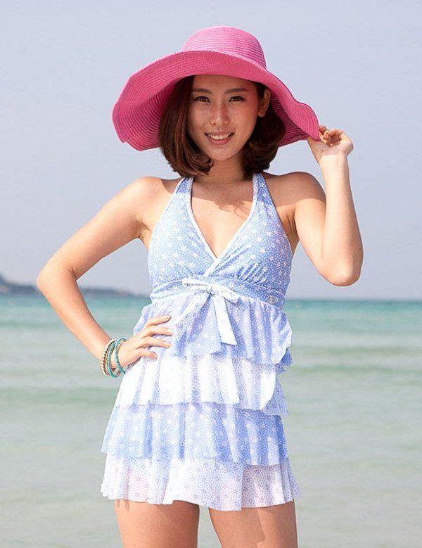6c96e35847 One Piece :: Swimdress :: Sanqi Swimdress - SQ3018 - Swimwear, Women's  Swimsuits, Bathing Suits, Bikinis