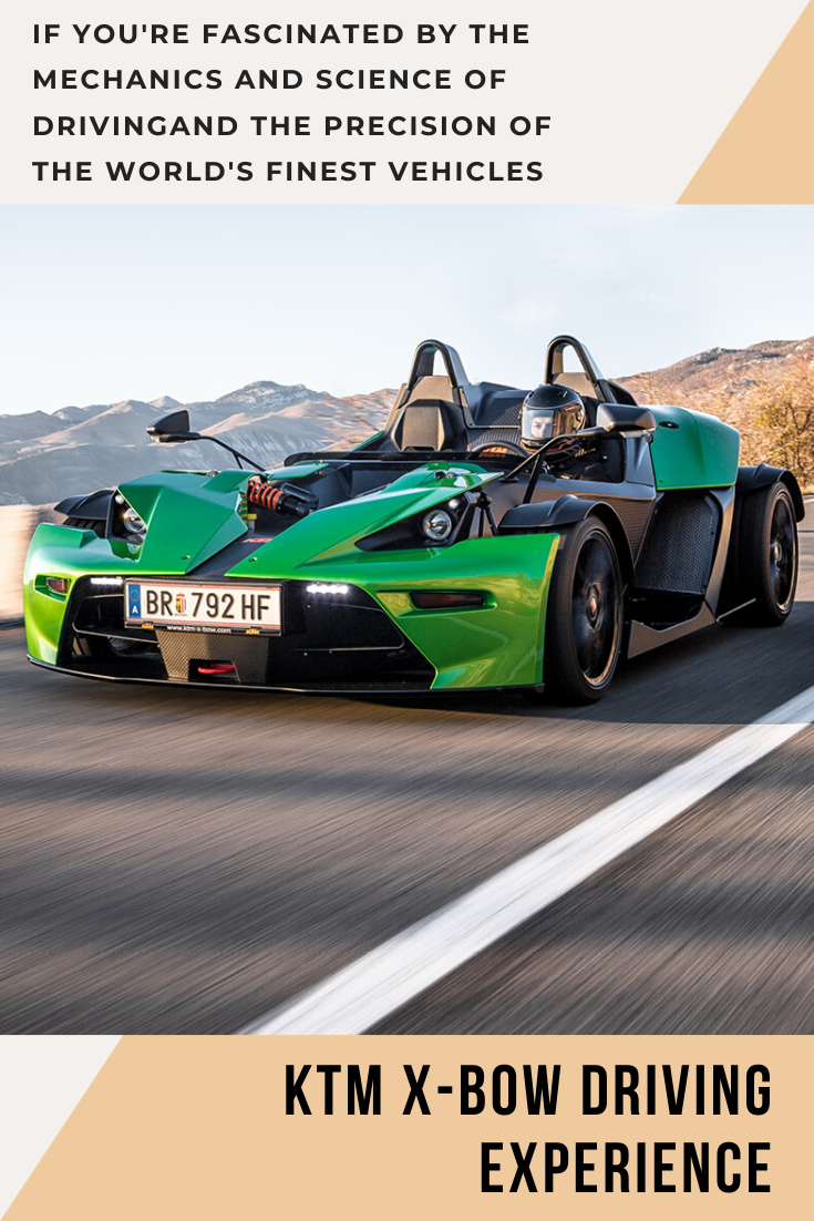 Ktm X Bow Driving Experience Drive A Ktm X Bow Sportscar Today Ktm Super Sport Cars Driving Experience