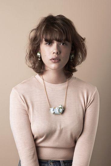 Mathilde Warnier | Bobs haircuts, Pretty and cute, Hair beauty