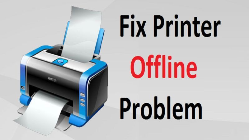 How Do I Get My Printer From Offline To Online On A Mac