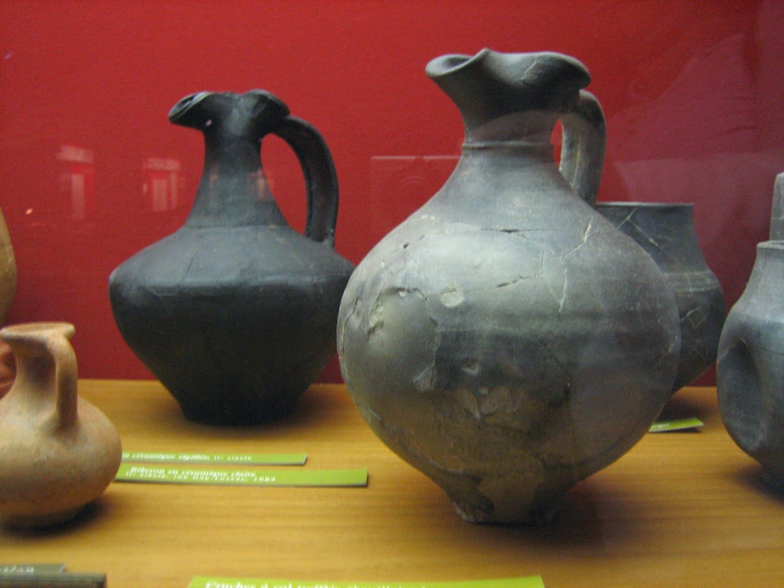 This Is A Roman Earthenware Flagons That Is A Traditional Drinking Vessel With Elegance And Style It Is Made From Leather Me Wine Terms Wine Drinking Vessels