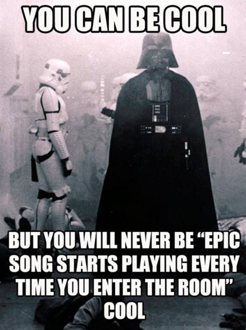So You Think You Re Awesome Huh Star Wars Memes Star Wars Humor Star Wars Jokes