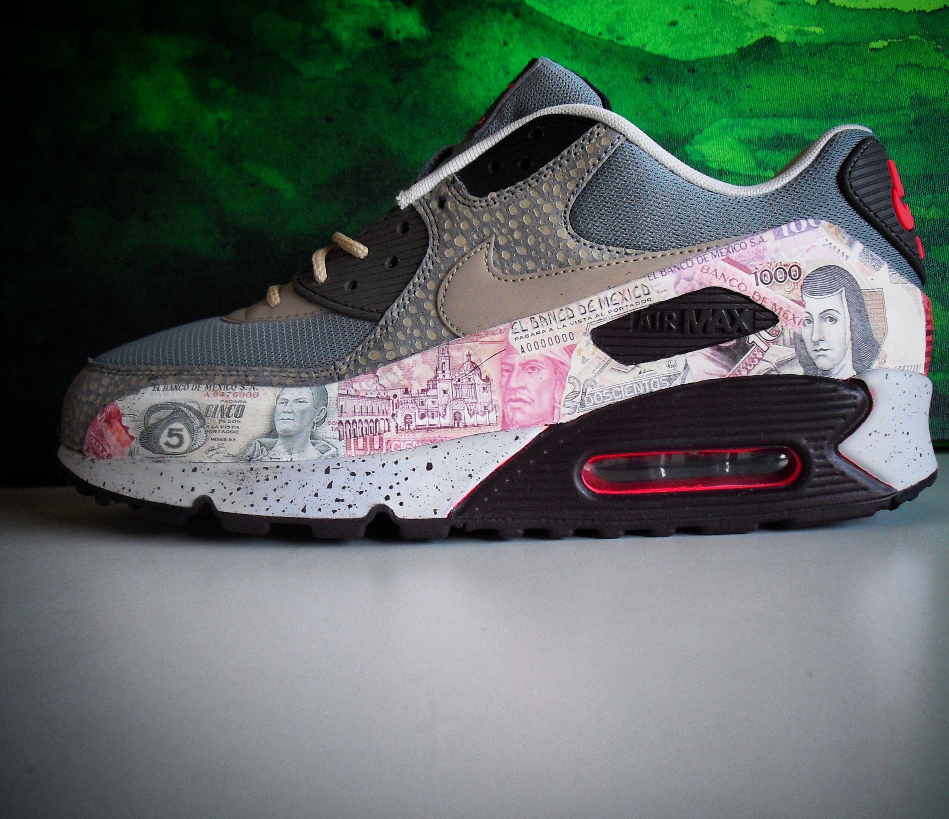 info for 076cc d5236 Custom Air Max 90  Nike  airmax  airmax90  custom