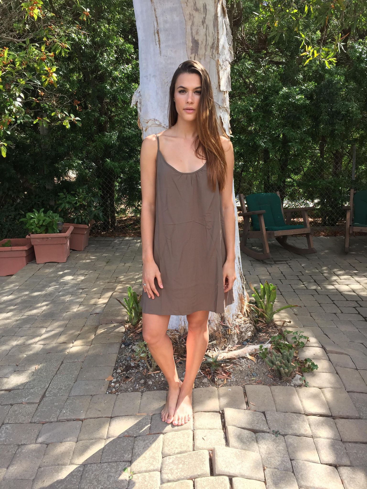 Perfect Dress in Olive from TYSADESIGNS