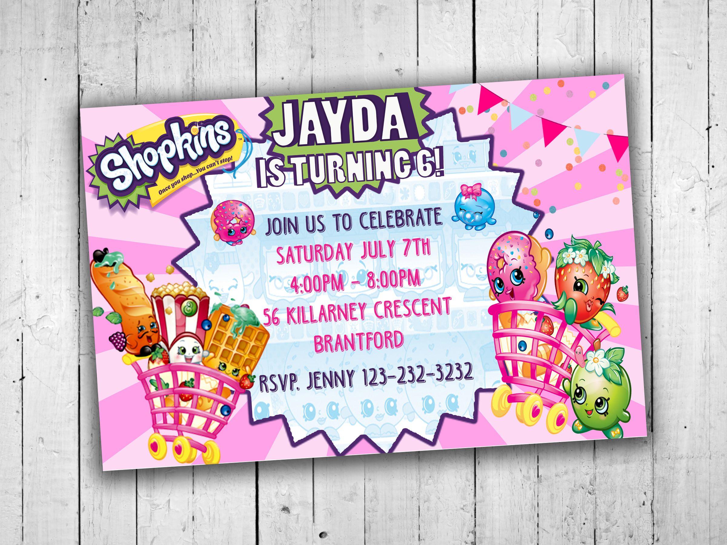 Kids birthday party invitations kids birthday party