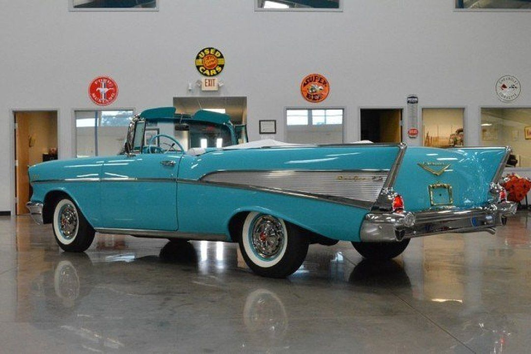 1957 Chevrolet Bel Air For Sale Near Salem Ohio 44460 Autotrader