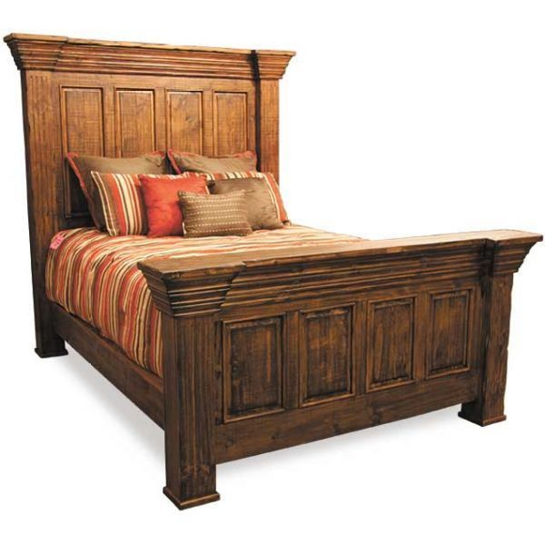 Picture of Pine Isabella King Size Bed | new house | Pinterest ...