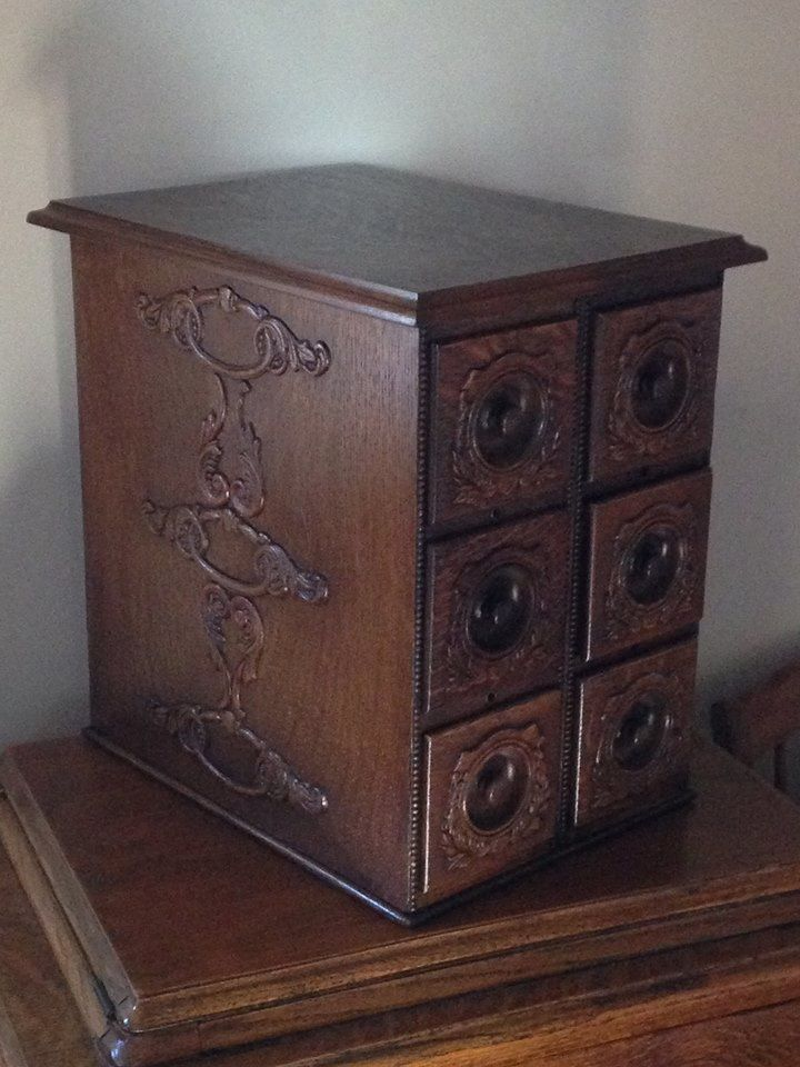 Singer Sewing Machine Drawers