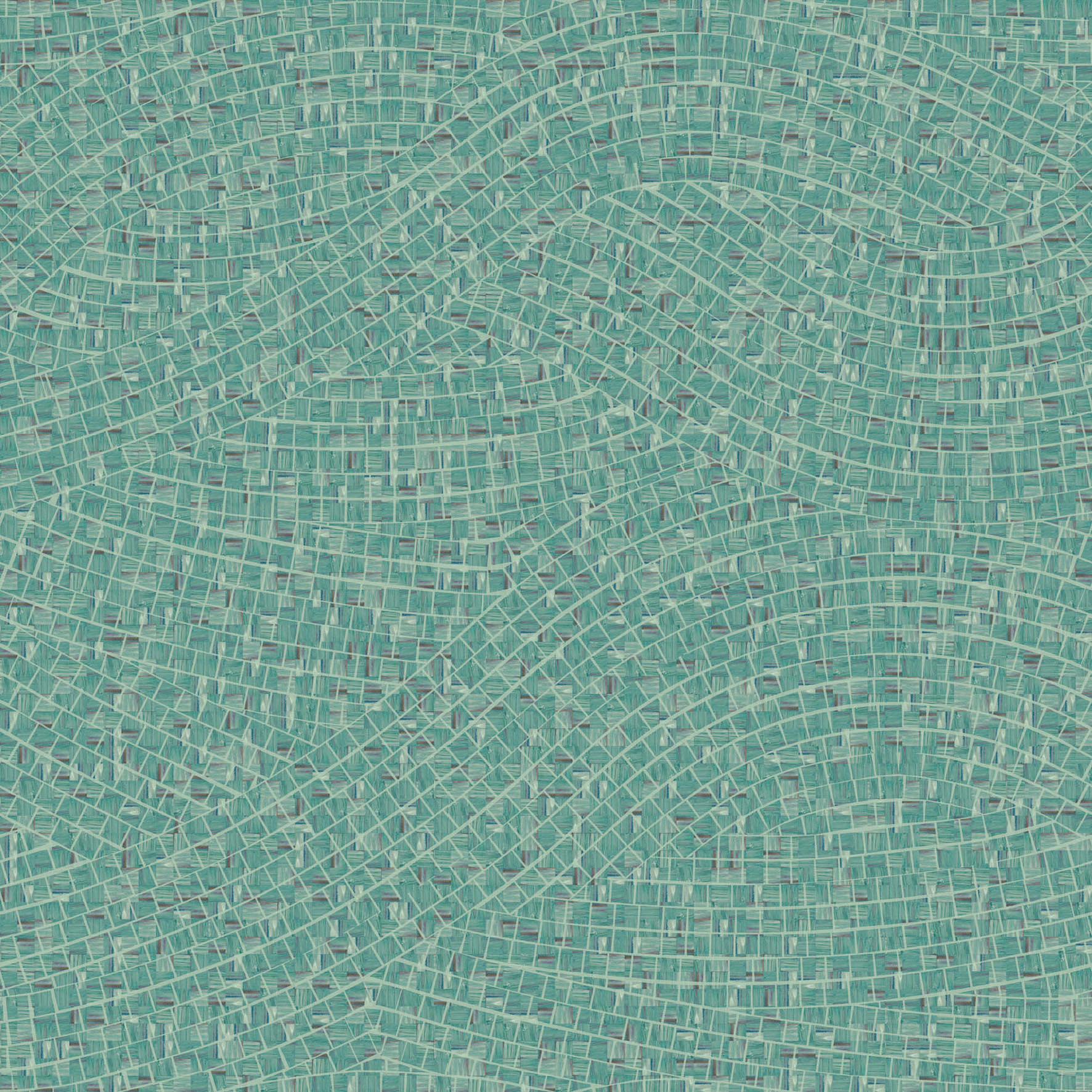 Handmade Decorative Tiles Fascinating Wave Gm2032 Pattern In Bisazza Glass Mosaic 20X20Mm Tiles Decorating Inspiration
