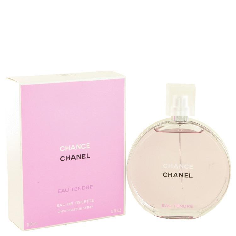 Chance Eau Tendre By Chanel Eau De Toilette Spray 5 Oz Chanel Eau De Toilette Perfume Eau De Toilette