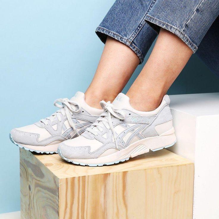 Sneakers femme - Asics Gel Lyte V (©nakedcph)