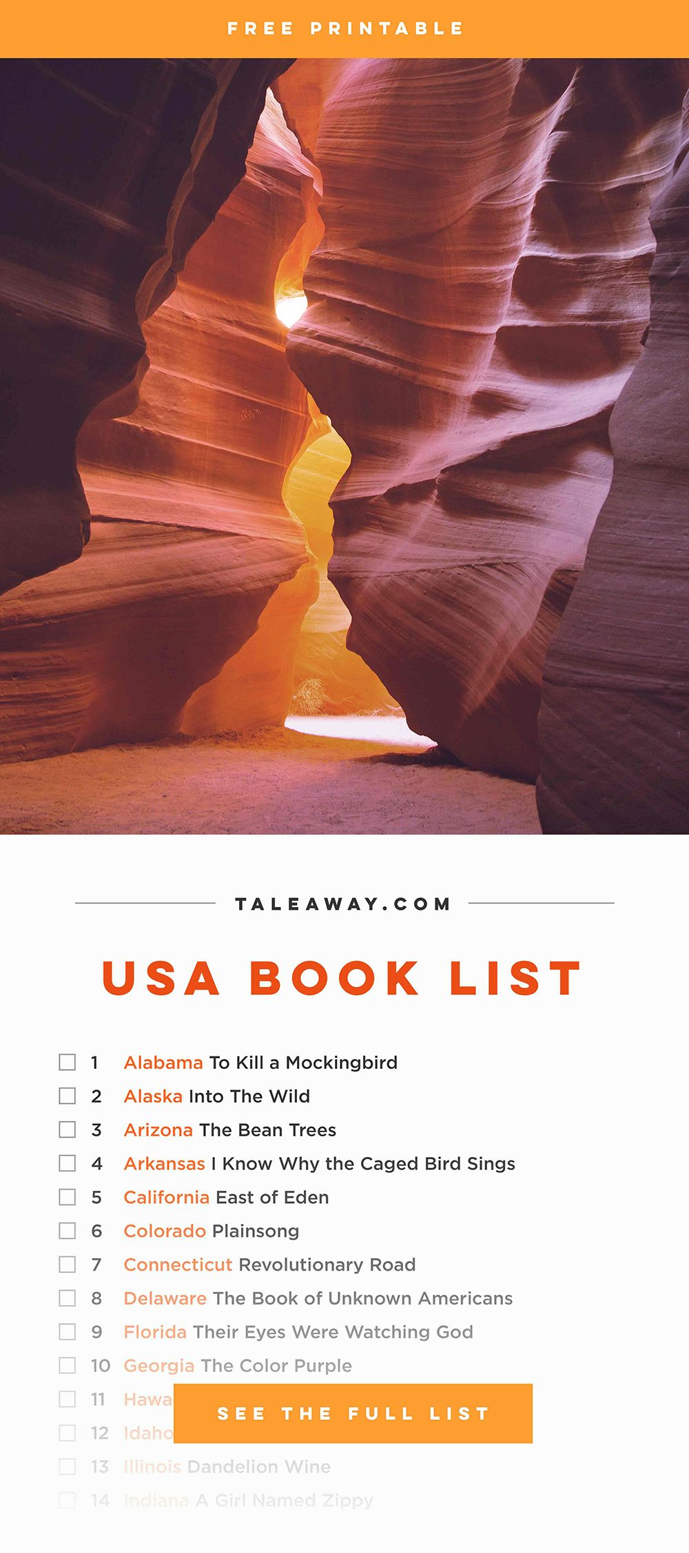 America Reading Challenge Books Set In Each State In 2020 Book Set Reading Challenge Book Challenge