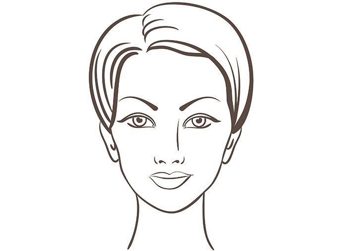 5 Perfect Eyebrow Shapes For Heart Shaped Face Skin Brows