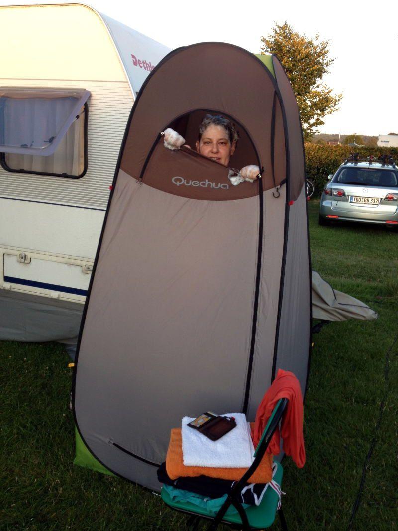 CampingDusche Campingdusche, Camping, Dusche