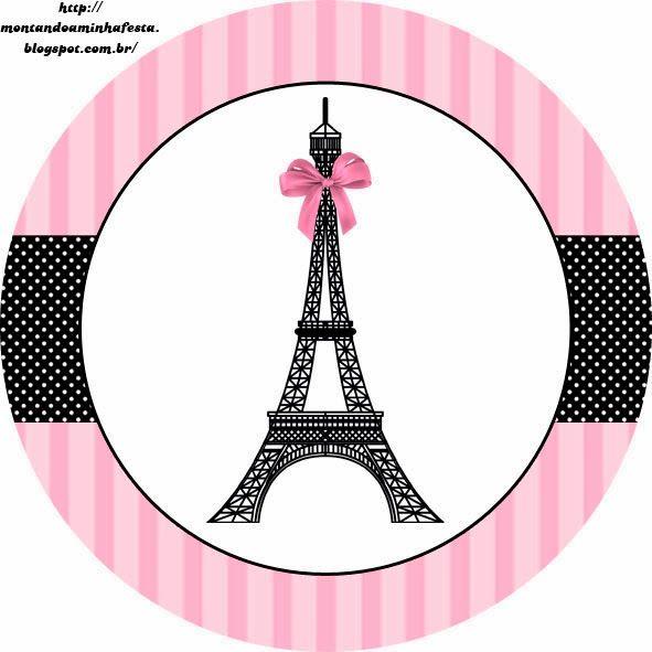 Paris: Free Printable Toppers | Ooh La La! | Pinterest | Paris ...