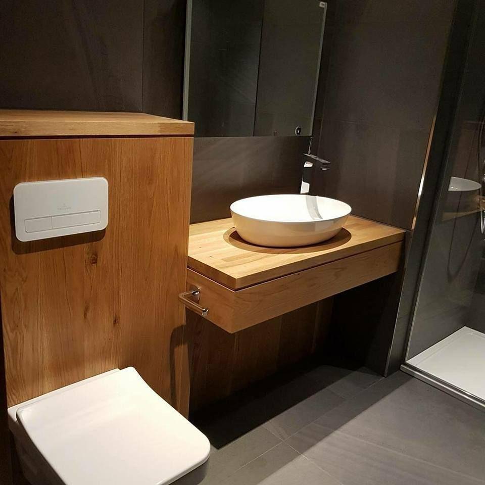 A Touch of Wood Bathroom | Bathroom showrooms, Wood ...