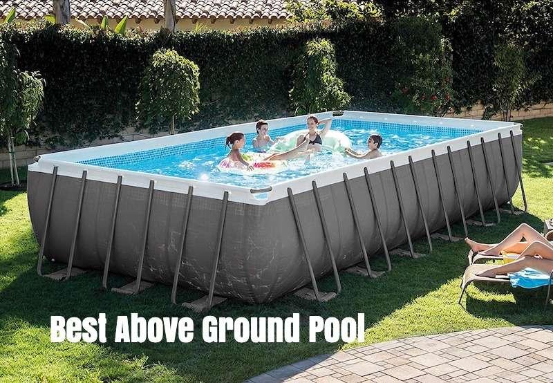 Piscine Intex Ultra Frame.10 Best Above Ground Pool 2019 Classic Latest Model