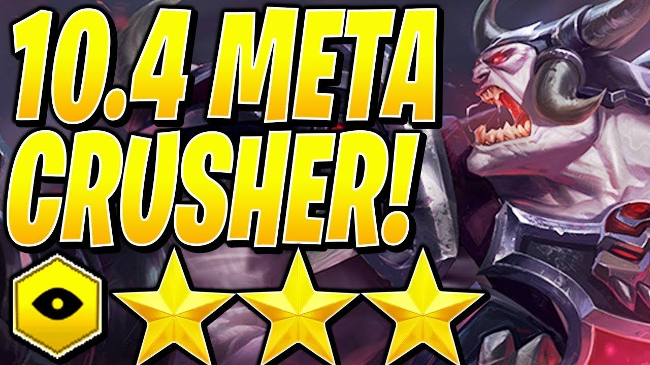 10.4 META BEST COMP! - Teamfight Tactics TFT RANKED Strategy Game SET 2  10.4 META BEST COMP! – Teamfight Tactics TFT RANKED Strategy Game SET 2  STREAM: www.twi…