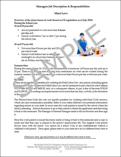 Customer Service Restaurant Forms Restaurant Consulting