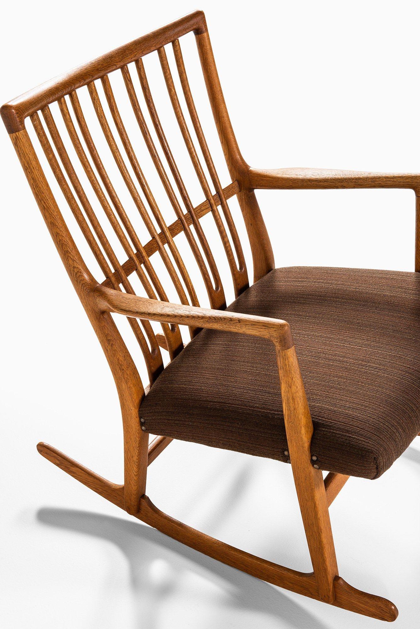 Hans Wegner Rocking Chair Covers Bulk Buy Creative Make Pinterest Model Ml 33 At Studio Schalling