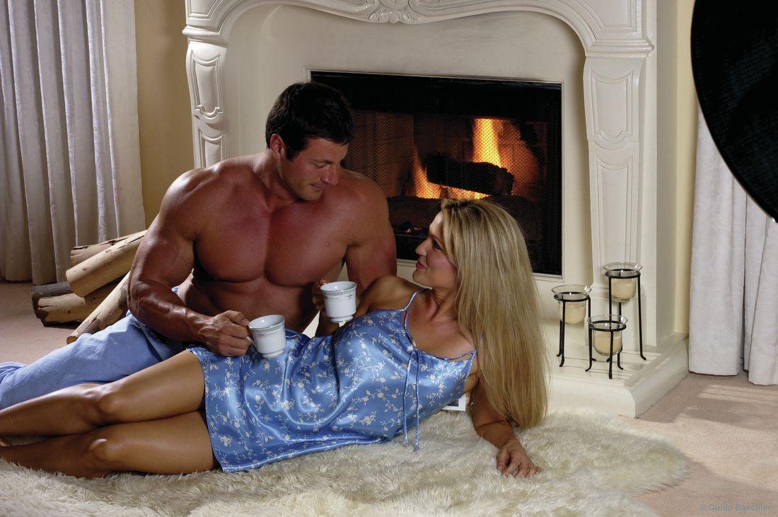 Christian Boeving & Rachel Moore