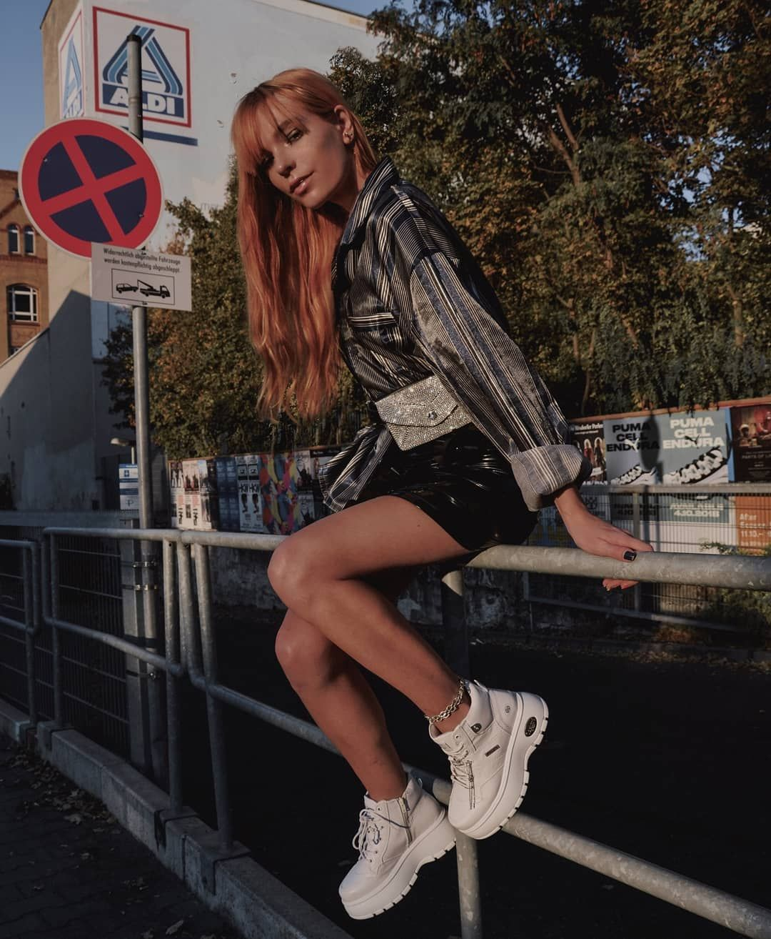 Modeblogger Berlin Malin Rouge