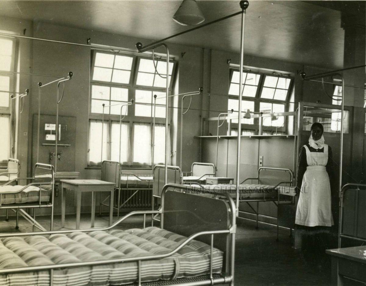 2013-03-20 04 Diaconessenhuis Interieur 1920 – Oud-Arnhem | Nursing ...