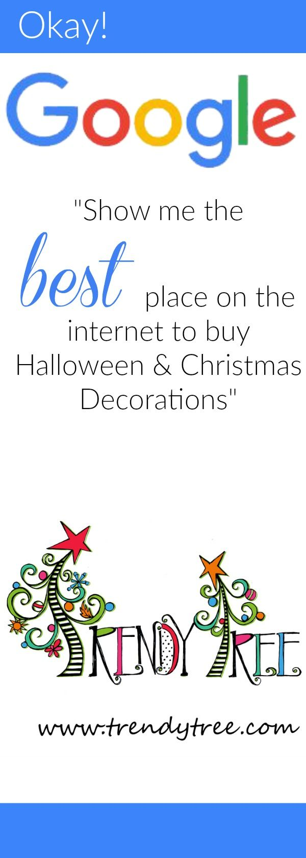 Visit Trendy Tree to shop for stunning, whimsical and traditional ...