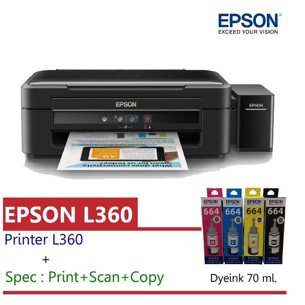 🌷 Download driver printer epson l360 for mac | Epson L360 Drivers