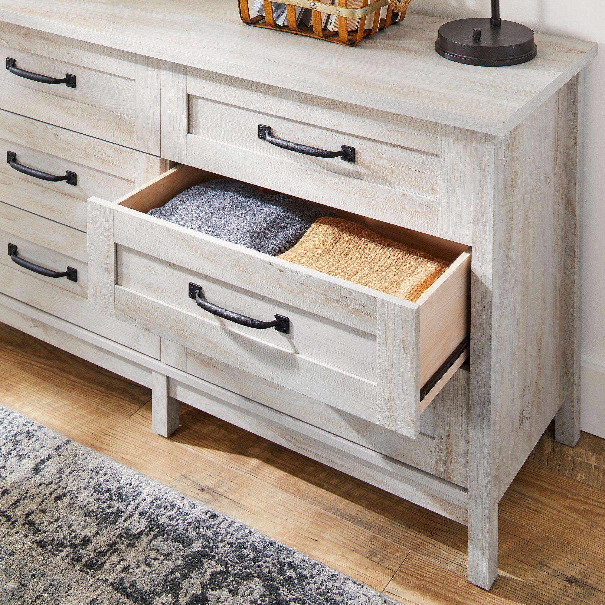 Better Homes & Gardens Modern Farmhouse 6Drawer Dresser