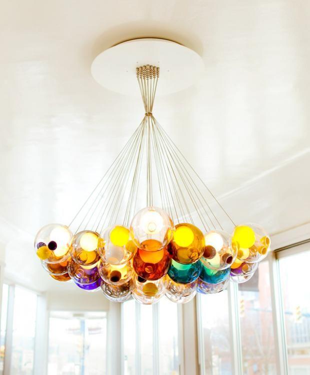 Leuchten Kinderzimmer | Leuchten Fur Mehr Atmosphare Hangeleuchte Bocci28 Von Bocci