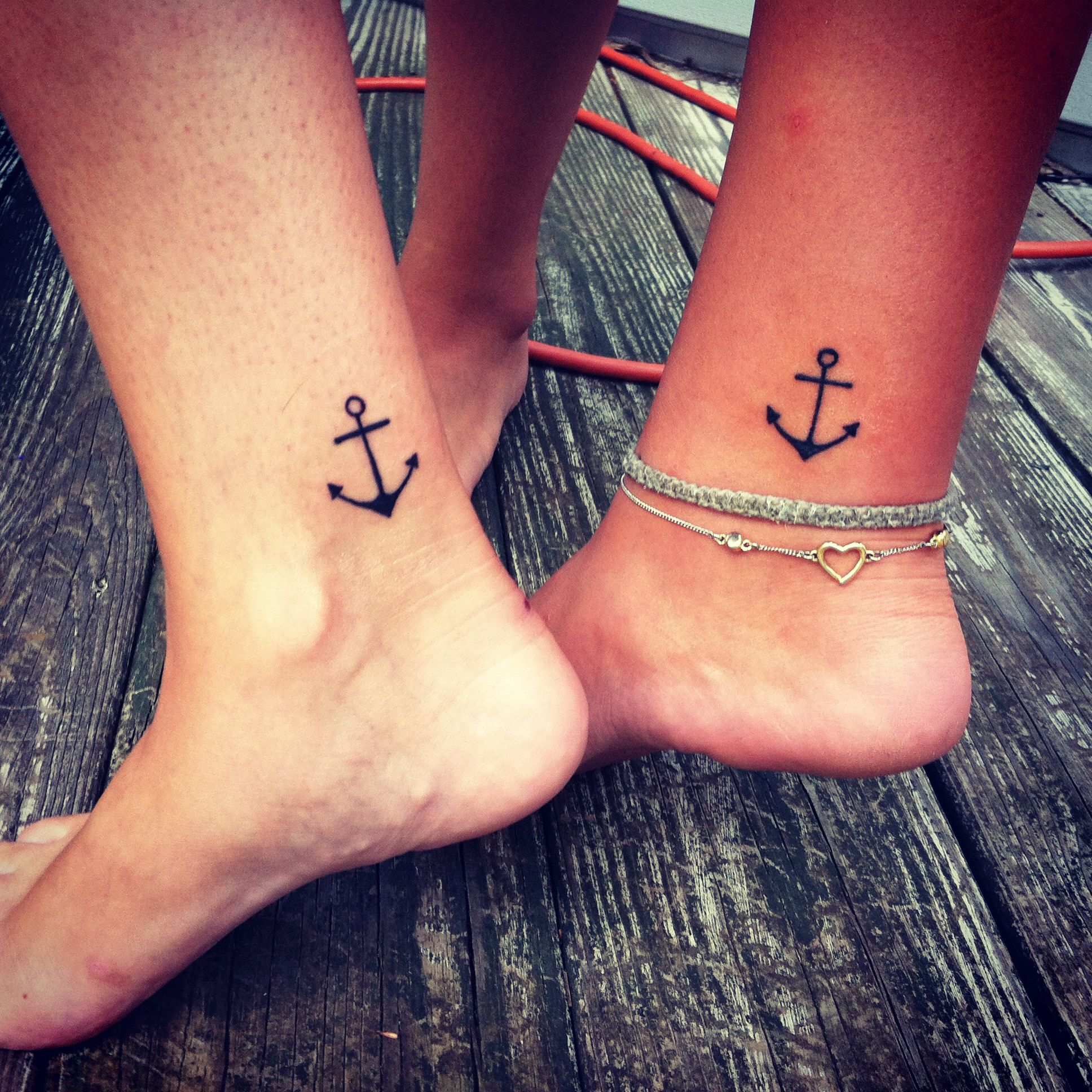 Tattoo Cousin Quotes: Matching Tattoo With My Cousin :)