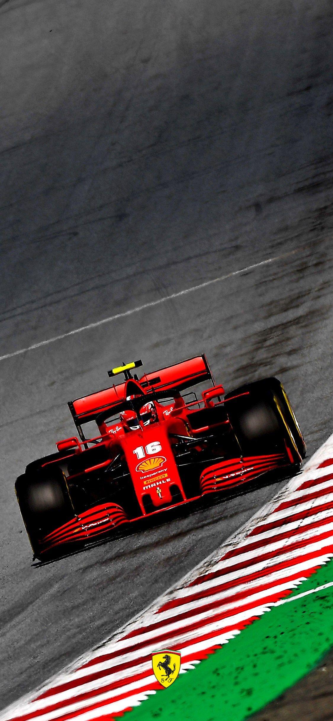 Wallpaper – iPhone/Android – Ferrari