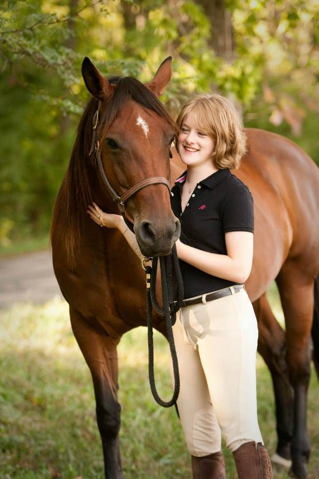 Senior Portraits with and without Horses | Peter DeMott