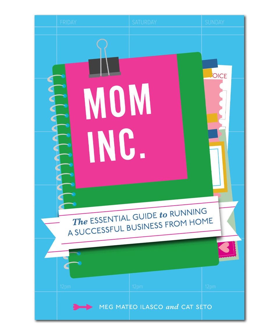 Mom, Inc. Paperback by Chronicle Books zulily