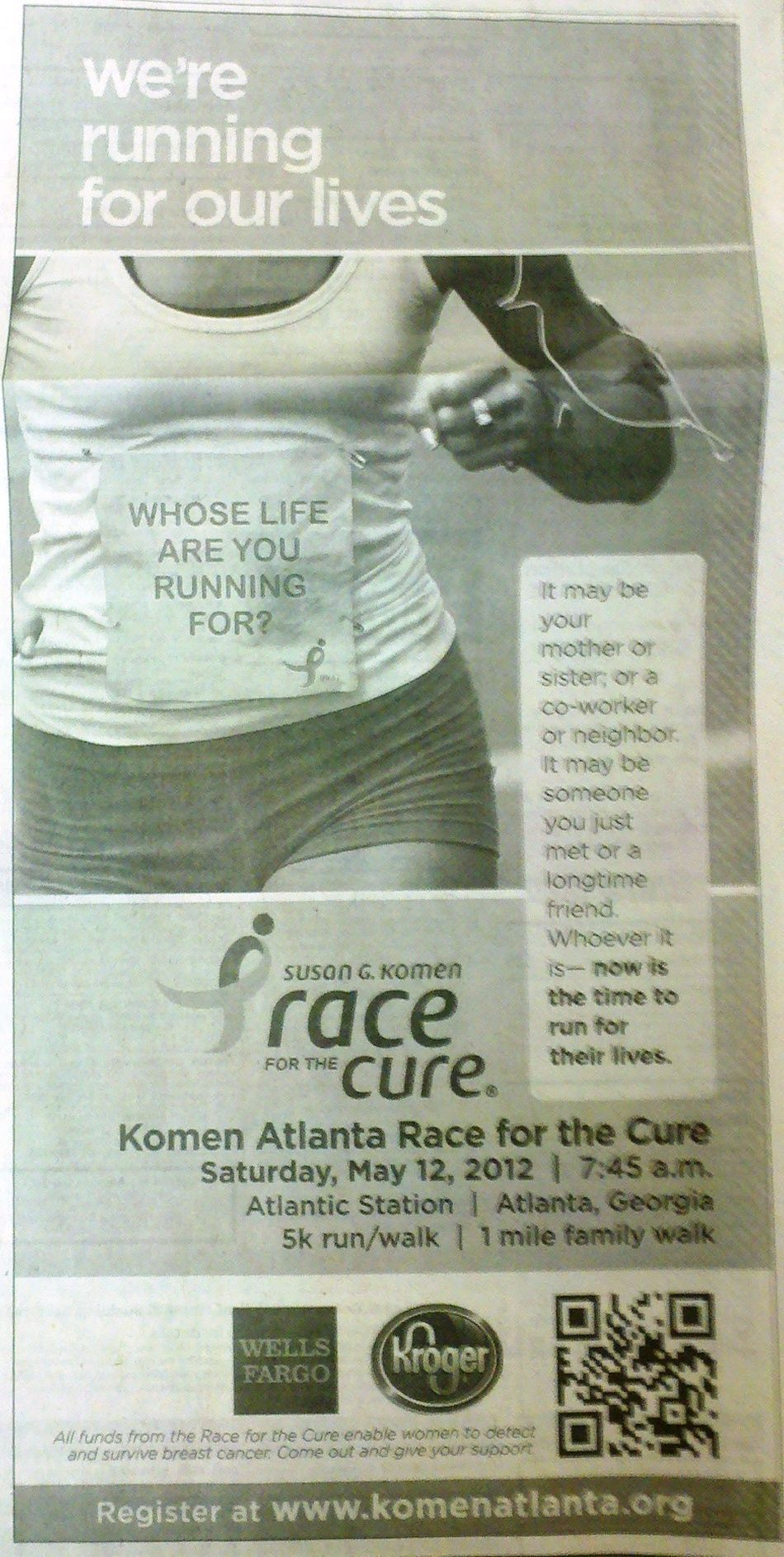 Check out our ad in the Atlanta Journal-Constitution!