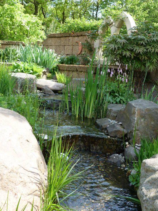 Garten für Auge  Seele par Gärten für Auge und Seele Pinterest