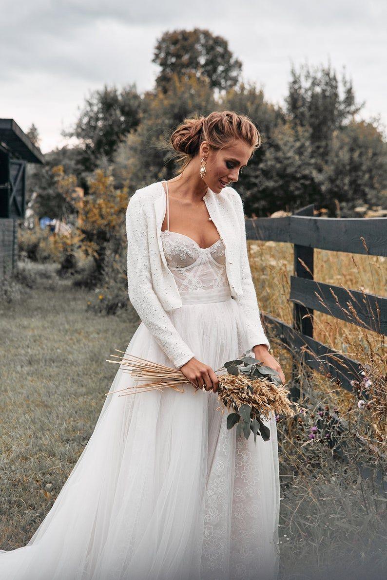 Bridal jacket wool wedding jacket wedding warm coat
