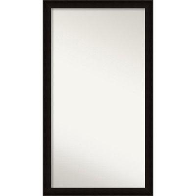 Brayden Studio Wood Wall Mirror Size: