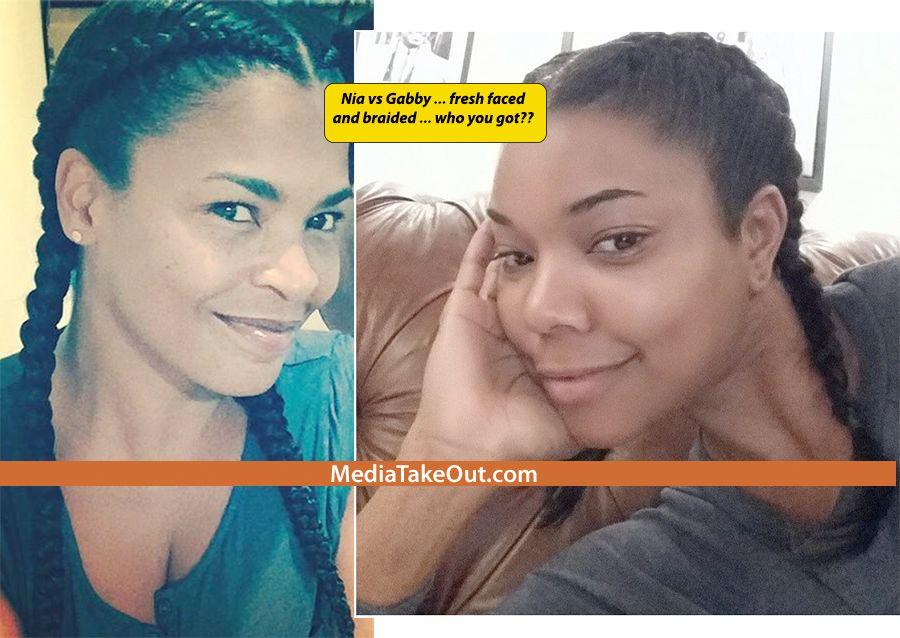 Gabrielle Union Real Hair Mediatakeout 6967 | POSTQUARE
