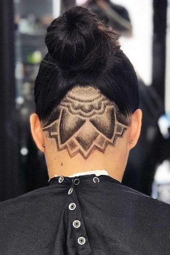 27 Undercut Fade Ideas For Women To Blow People's Minds | Undercut fade hairstyle, Hair styles ...