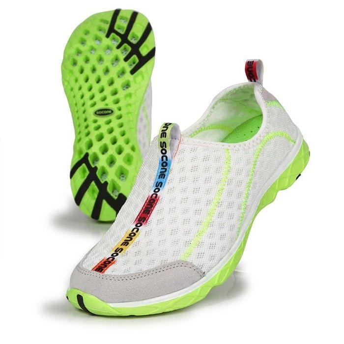 Chaussure Aquatique Blanche, Chaussures D'Eau Homme Prix Attractif ...
