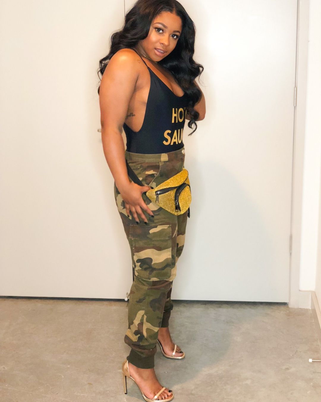 Reginae Carter in 2019 | Black girl fashion, Fashion, Camo ...