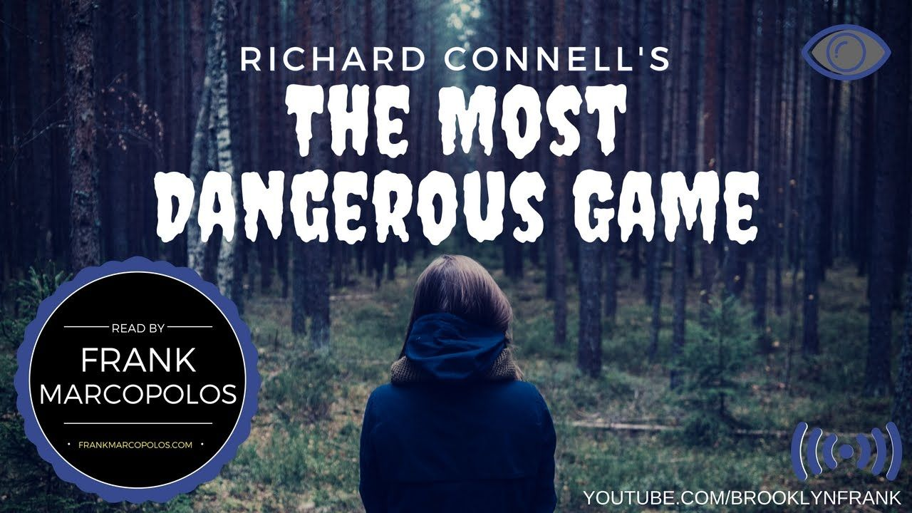 worksheet The Most Dangerous Game Comprehension Worksheet the most dangerous game by richard connell audiobook short story story