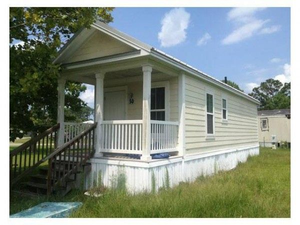 Astounding 240 Sq Ft Katrina Cottage On Wheels For 16K Tiny House Home Remodeling Inspirations Propsscottssportslandcom