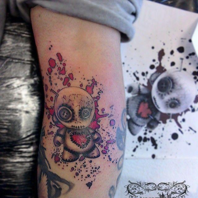Voodoo Tattoo 32 Tattoo Tatowierung Kunst 14