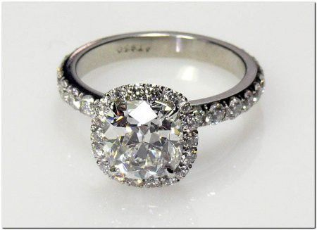 """Marriage requires a person to prepare 4 types of """"Rings"""": Engagement Ring Wedding Ring, Suffering, Enduring."""