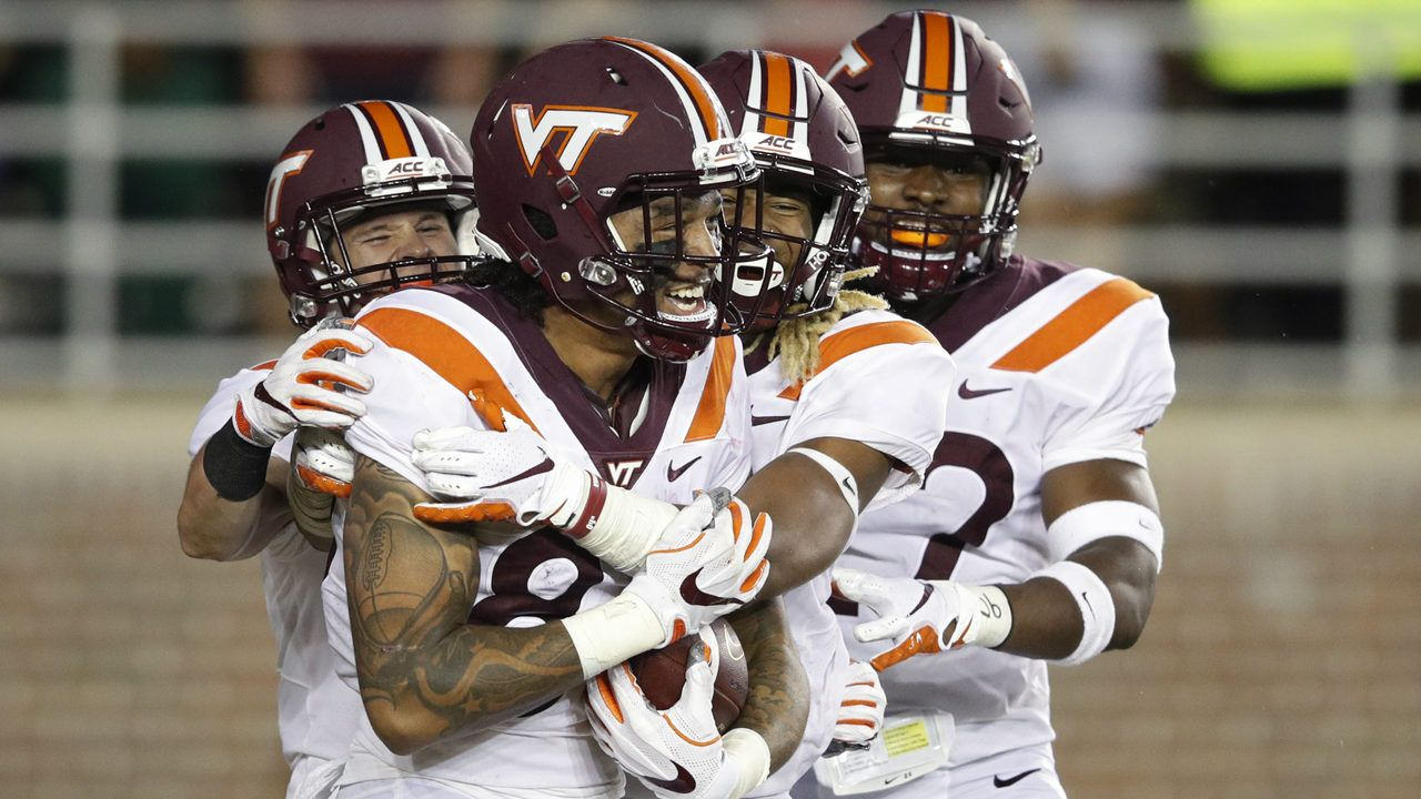 Virginia Tech football vs. Marshall Time, TV schedule