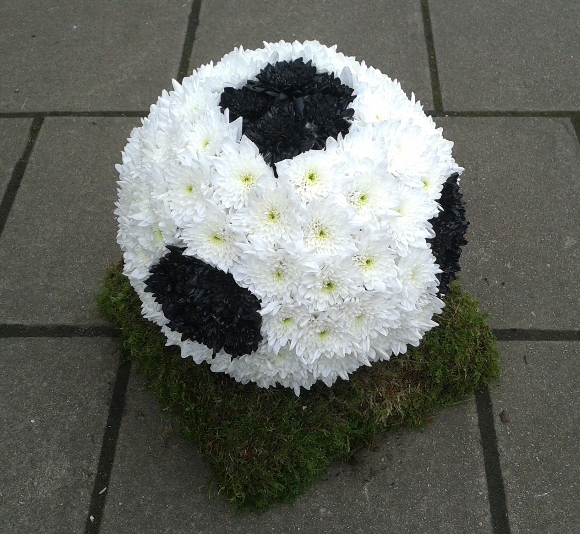 3d football funeral tribute seasons funeral tributes pinterest 3d football funeral tribute funeral tributesfuneral flowers izmirmasajfo