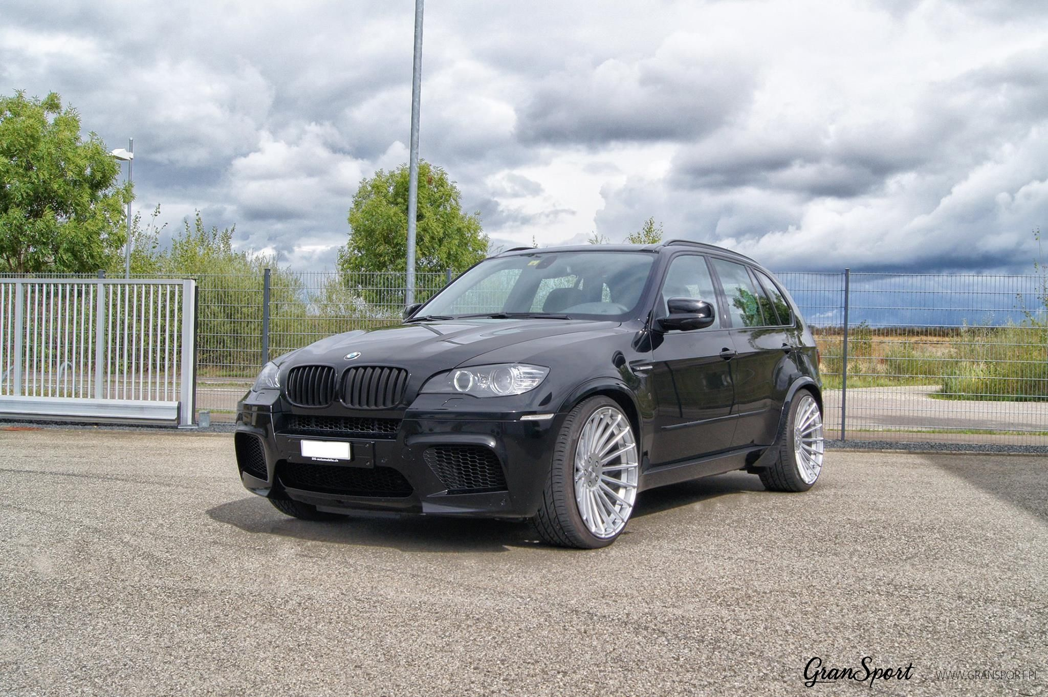 bmw polska x5 m z zestawem felg hamann anniversary evo. Black Bedroom Furniture Sets. Home Design Ideas